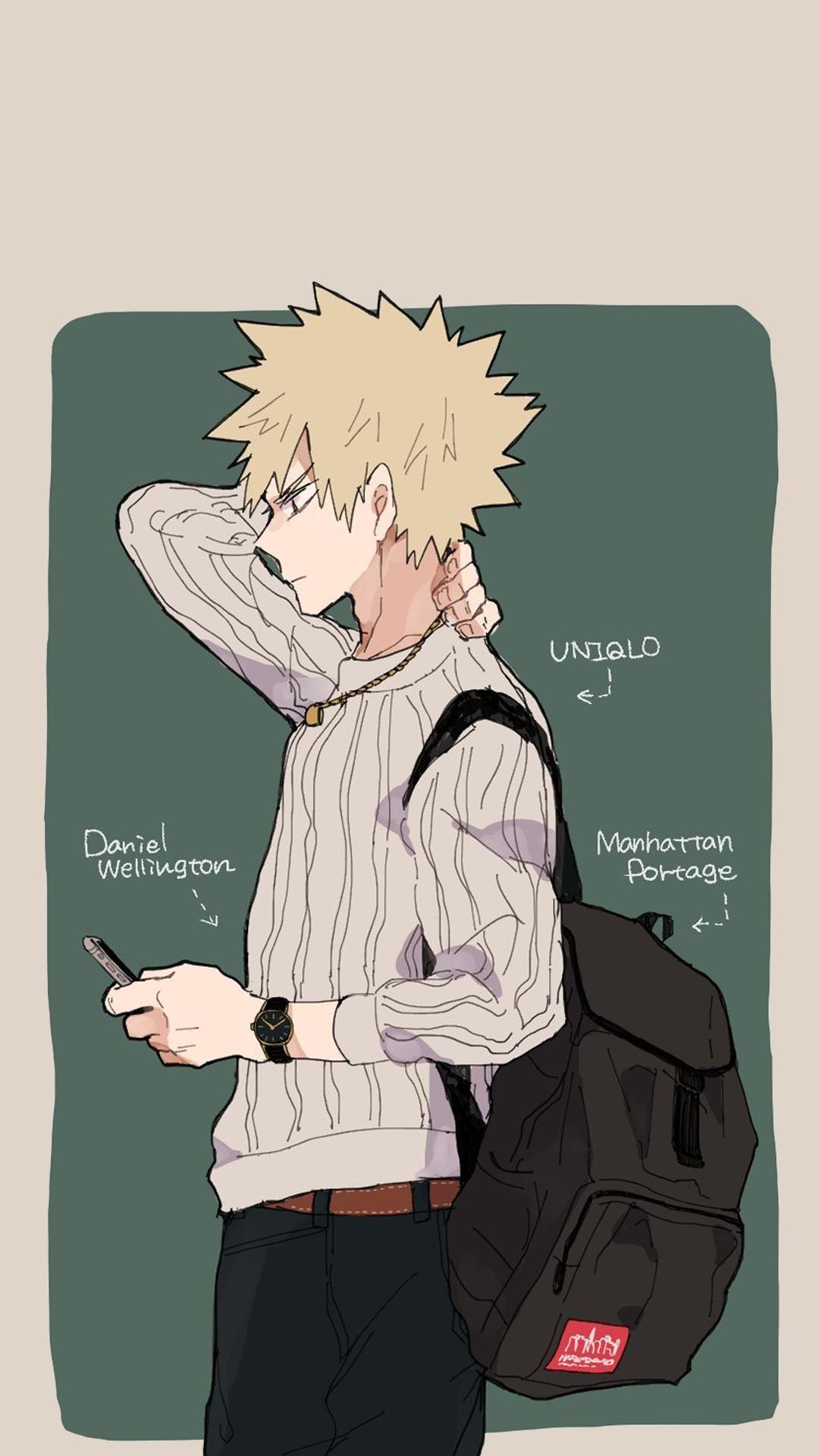 50 Bakugou Phone Wallpapers Hero Academia Characters My Hero Academia Manga Hero Wallpaper