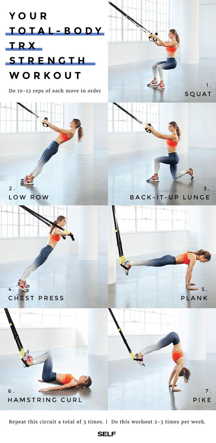 Photo of Do this routine of powerhouse basics to perfect your TRX technique while you zin…