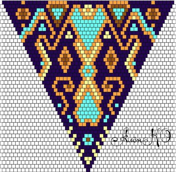 Украшения,схемы handmade AlenKO