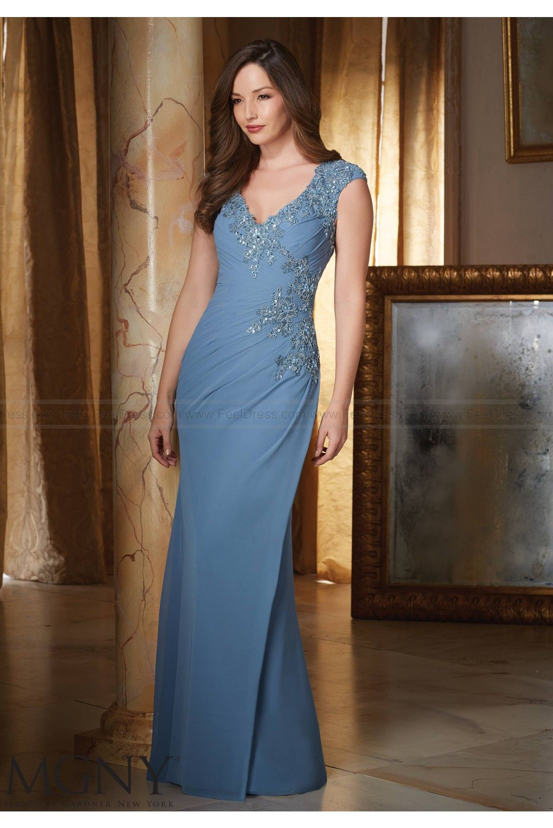 Mori Lee Evening Gown 71418 | Mori Lee | Pinterest | Mori lee, Gowns ...