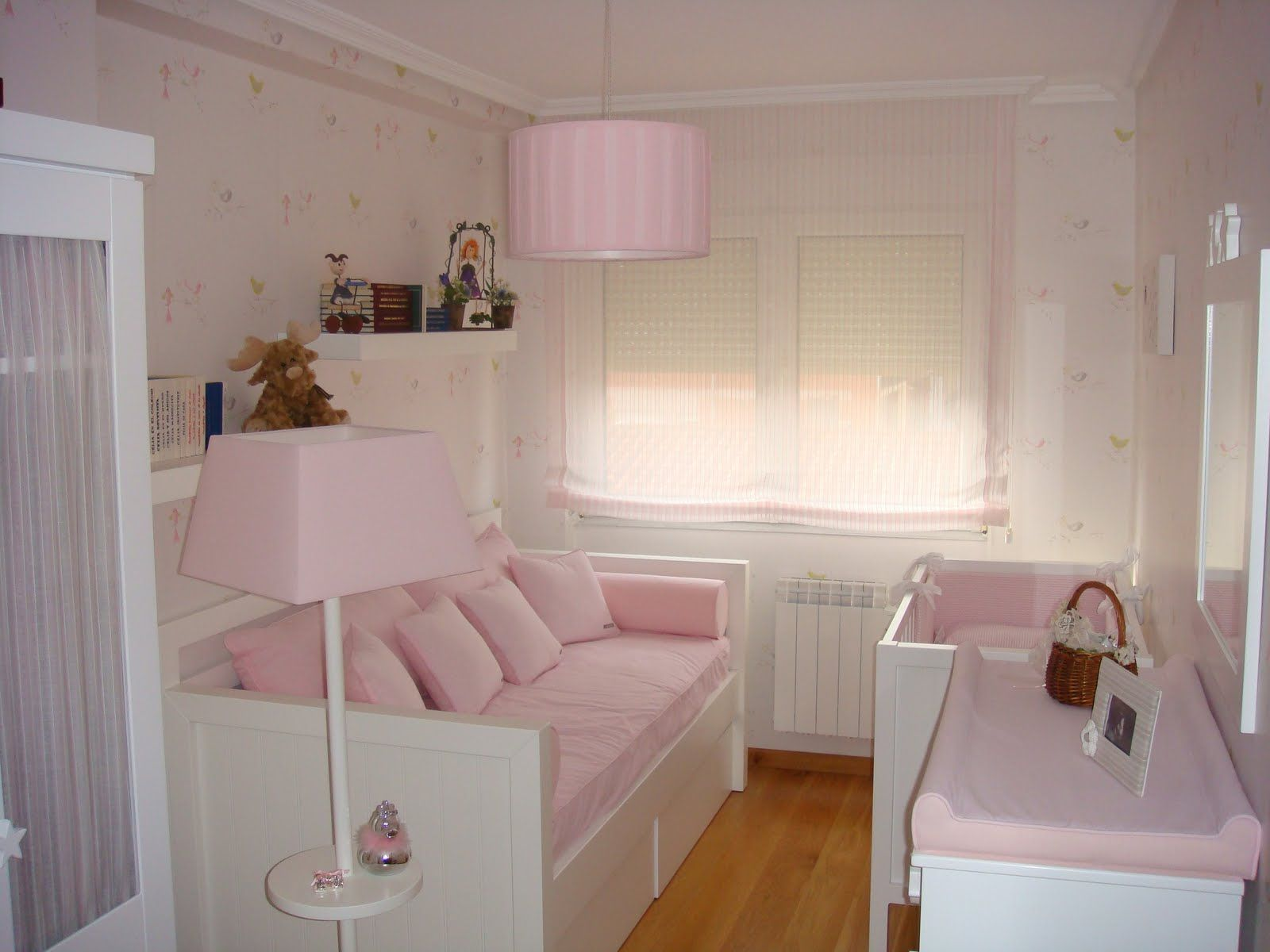 AYUDA decorar habitacion del bebe con gotele