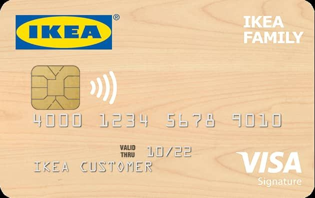 Ikea Family Credit Card Makes Every Purchase Worthwhile For