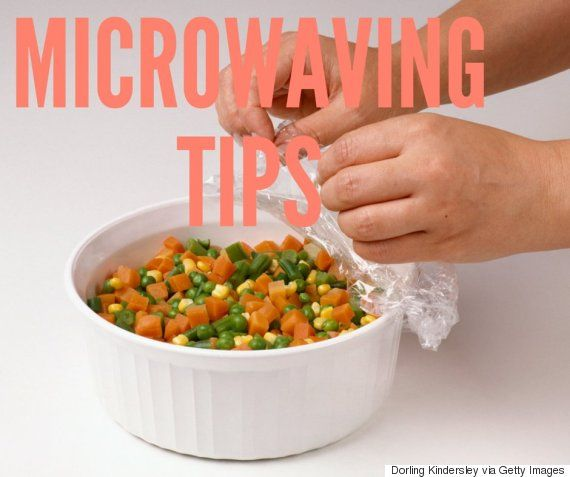 Microwaving Tips