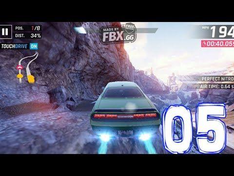 Asphalt 9 Gameplay Walkthrough Part 5 (PC,ANDROID,IOS