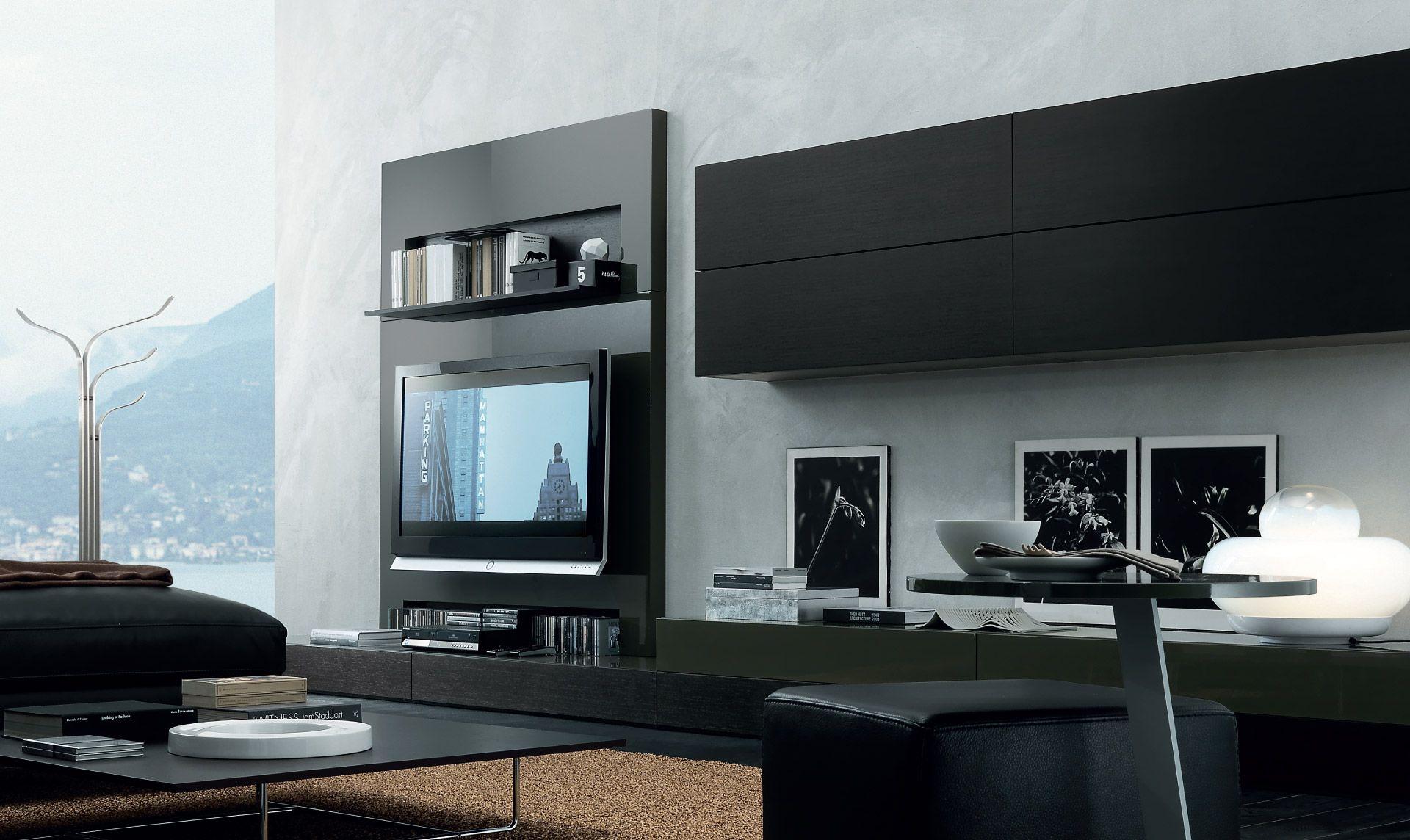 Contemporary Living Room Idea with Innovative Modern