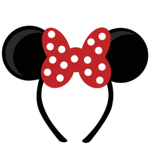 awesome site for disney files mouse ears girl svg cut files for rh pinterest com