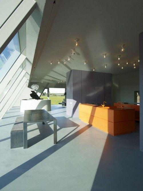 Unconventional house vmxs minimalism marries ruralism