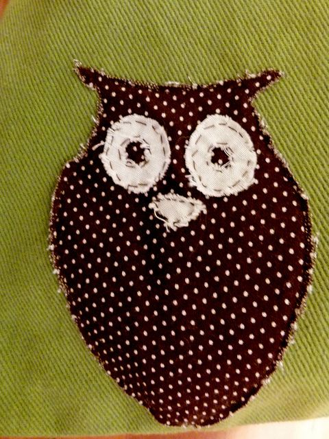 Owl School Bag