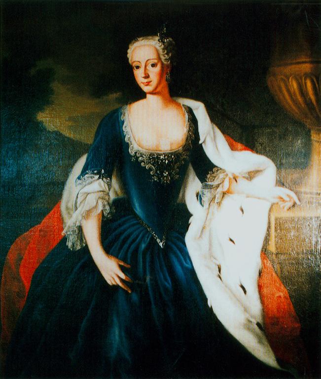 Friederike Louise von Brandenburg-Ansbach - Category ...