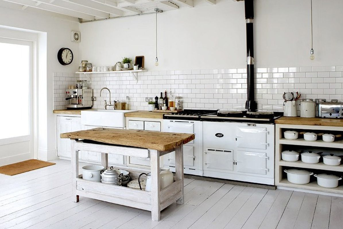 Eight Jaw-Dropping Vintage Kitchens | Vintage kitchen, Kitchens and ...