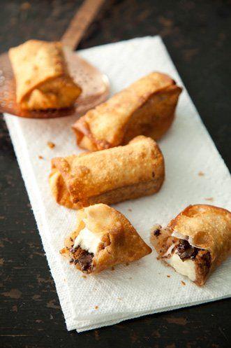 Ultimate Fantasy Deep-Fried Cheesecake | Paula Deen