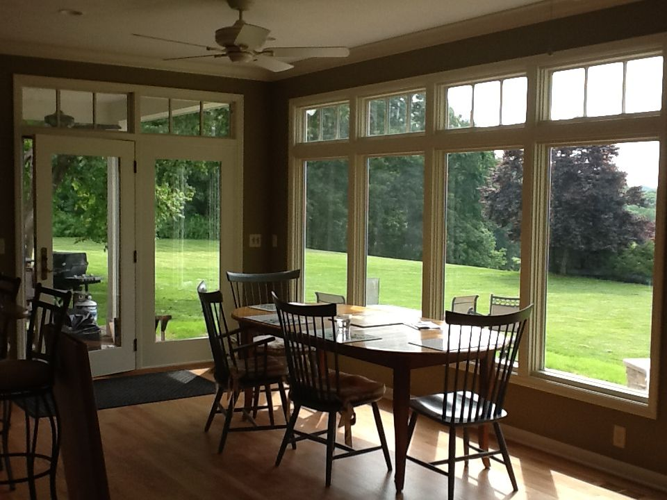 Ply gem mira fixed windows with transom windows that for Where to buy atrium windows