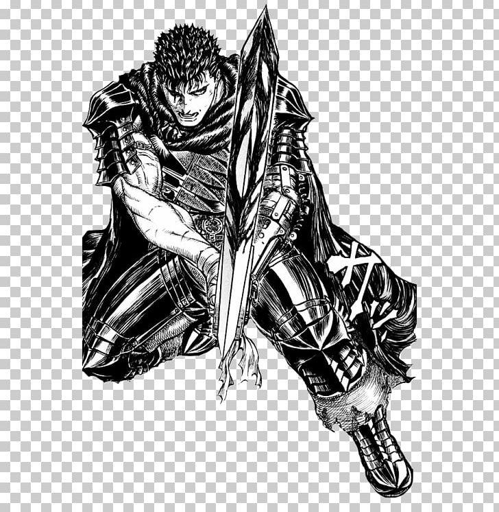 Sword Of The Berserk Guts Rage Manga Png Clipart Free Png Download Berserk Free Png Downloads Png