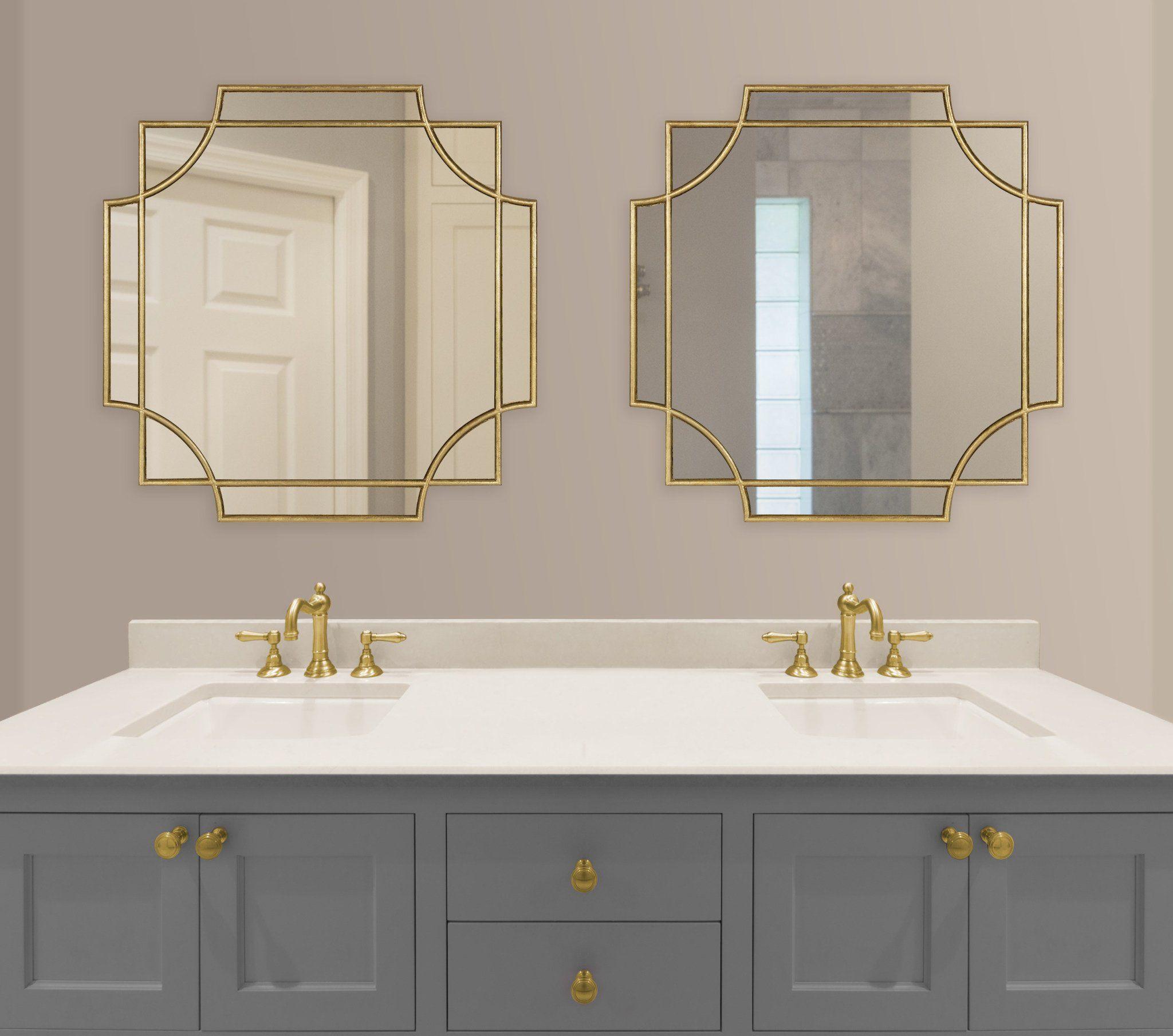 Minuette Decorative Framed Wall Mirror In 2021 Mirror Wall Bathroom Mirror Wall Bathroom Inspiration [ 1809 x 2048 Pixel ]