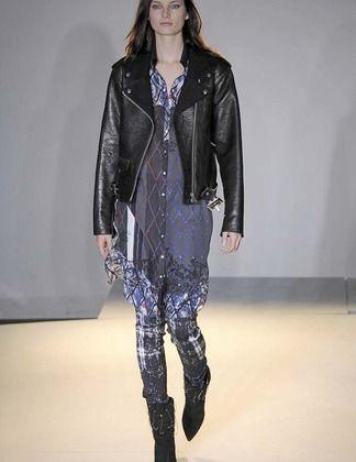 @Erika Dunham Fall 2013 #fashion #NYFWFall2013