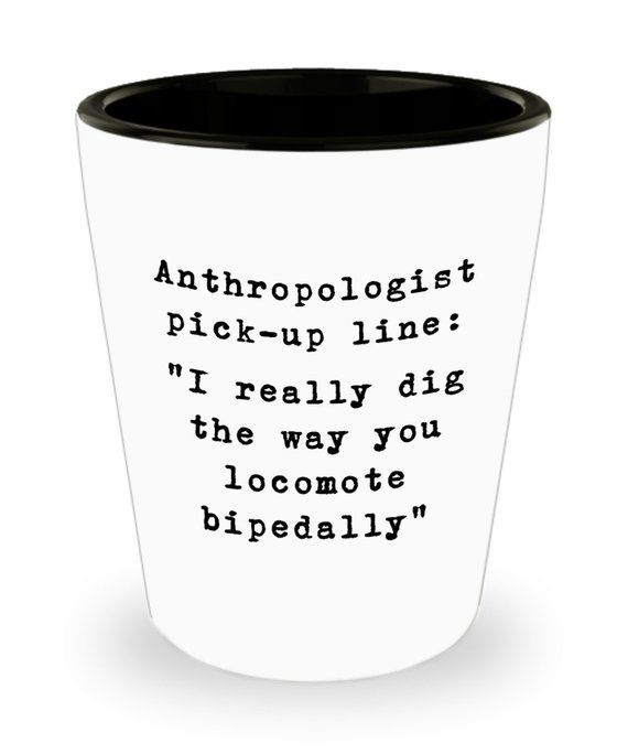 Anthropologist Gift Idea