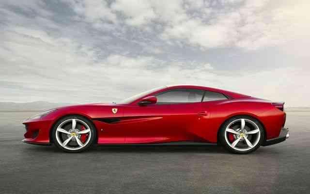 Ferrari Portofino 2019 Uma Novidade No Estabulo Da Ferrari Preco Ficha Tecnica Interior E Fotos Ferrari Carros E Motos Veiculo De Luxo