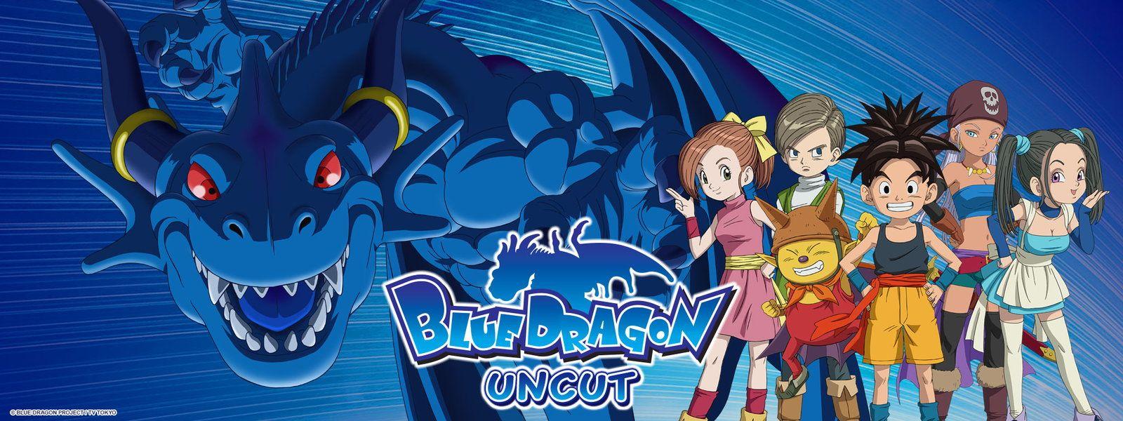Watch Blue Dragon Uncut Online at Hulu Blue dragon
