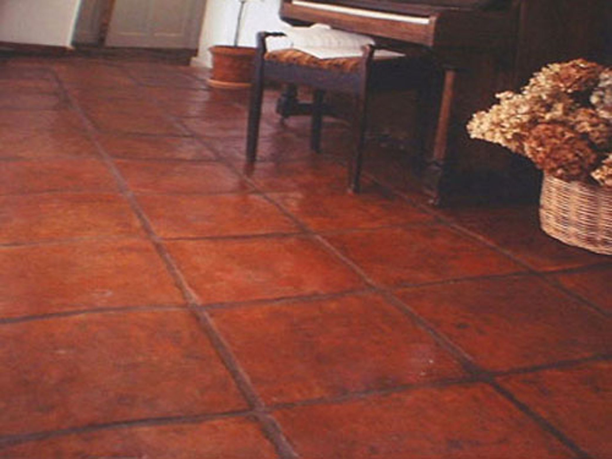 Red Terracotta Floor Tiles Httpnextsoft21 Pinterest