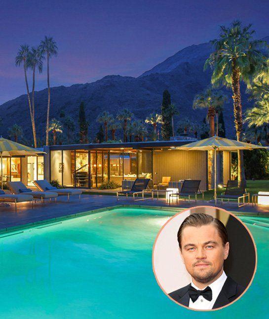 Leonardo dicaprio things to wear pinterest leonardo for Palm springs celebrity homes