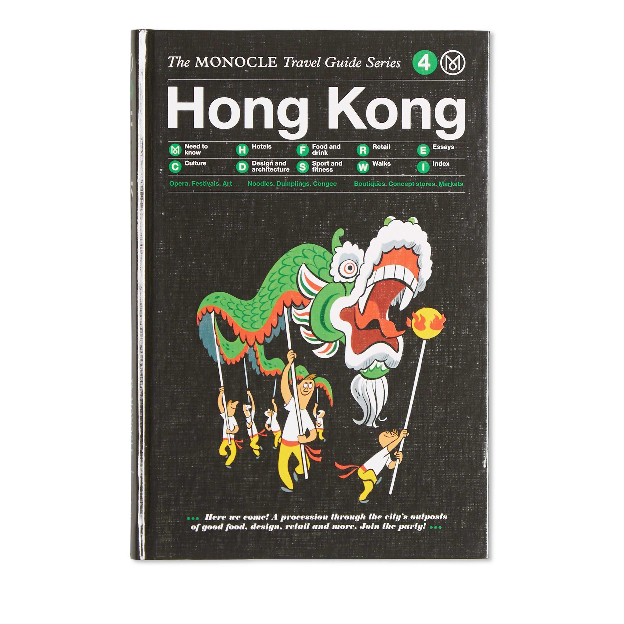 PUBLICATIONS THE MONOCLE TRAVEL GUIDE: HONG KONG. #publications