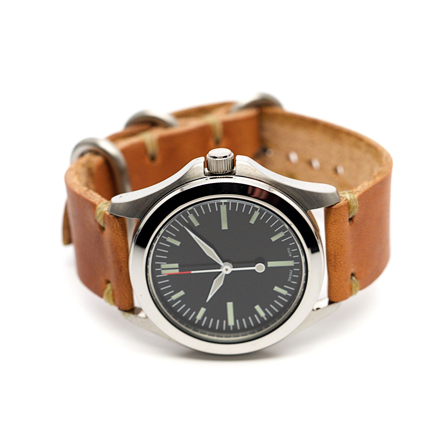 E3 seiko retro mod 40mm automatic watch flight products pinterest automatic watch and for Watches 40mm
