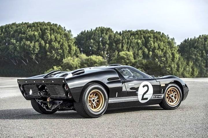 1966 Lm Winner Clone Shelby Ford Gt40 Mk2 Ford Gt40 Ford Gt Gt40