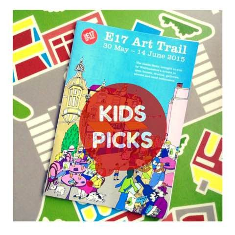 Read our blog: E17 Art Trail : Kids Picks | Walthamstow | | ⚡ our ...