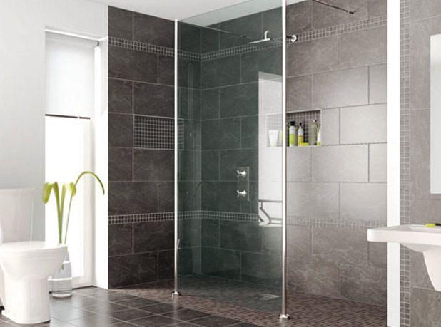 carrelage douche italienne - Recherche Google Salle de bain - salle de bains douche italienne