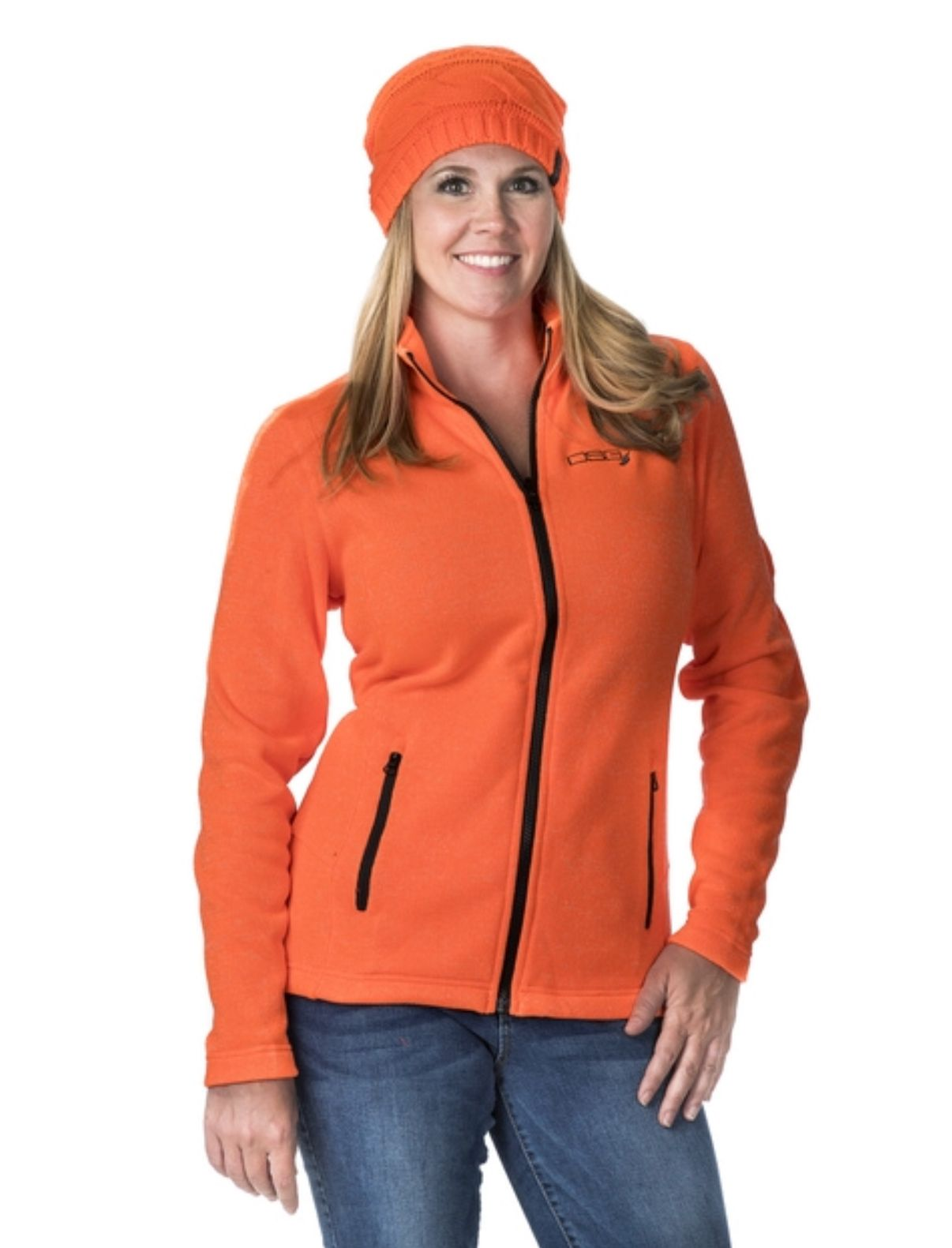 a80458ca66a6f Kylie 3-in-1 Hunting Jacket - Removable Fleece Liner - Can Be Worn 3 ...