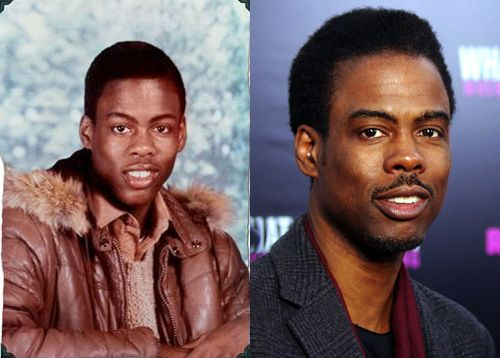 b844842b95 photos of comedy actors when they were kids chris rock