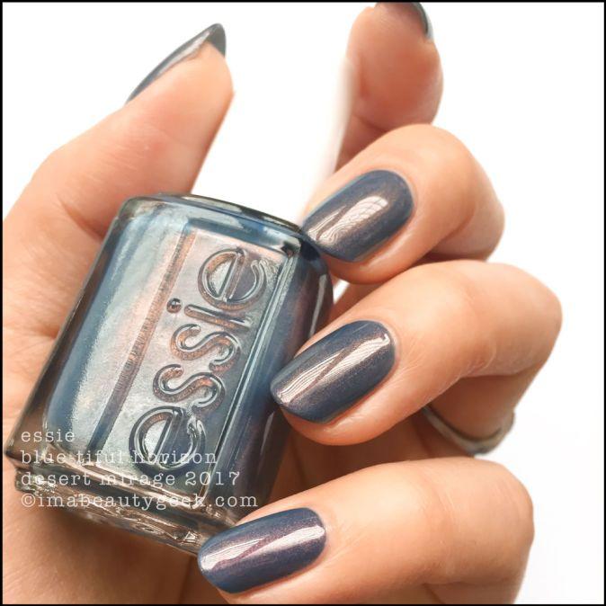 ESSIE DESERT MIRAGE COLLECTION   Beautygeeks   Polish Colours ...