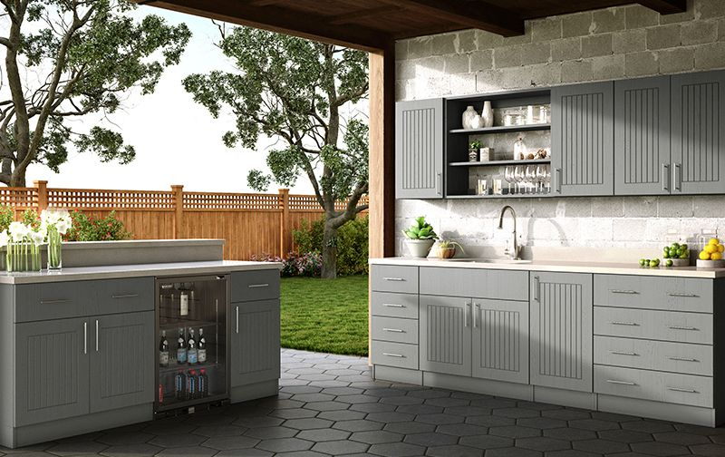 Create Your Outdoor Space With These Beautiful Weatherstrong Palm Beach Cabinets Outdoor Kitchen Cabinets Weatherproof Outdoor Cabinets Kitchen Wall Cabinets