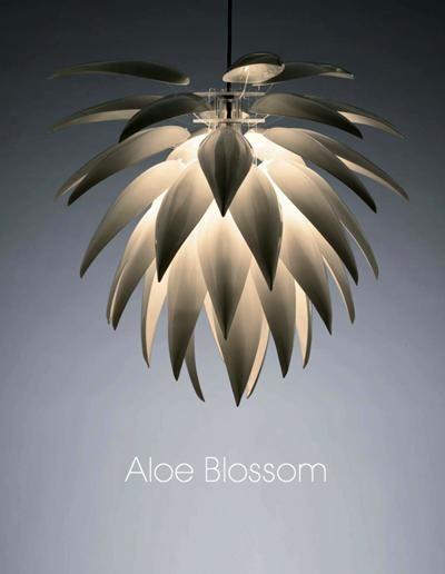 Aloe Blossom Lampe Fleur Art Design Pinterest Aloe And Lights