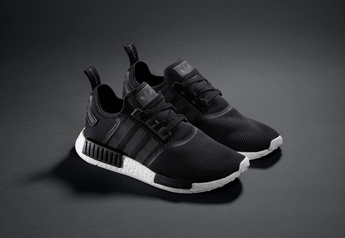 Tonal Black White Colorways Of The Adidas Nmd Are Set To Launch Adidas Shoes Women Addidas Shoes Black Tennis Shoes