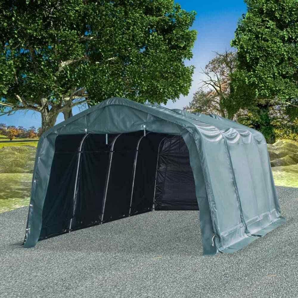 eBay #Sponsored vidaXL Tente Amovible pour Bétail PVC Vert Foncé ...