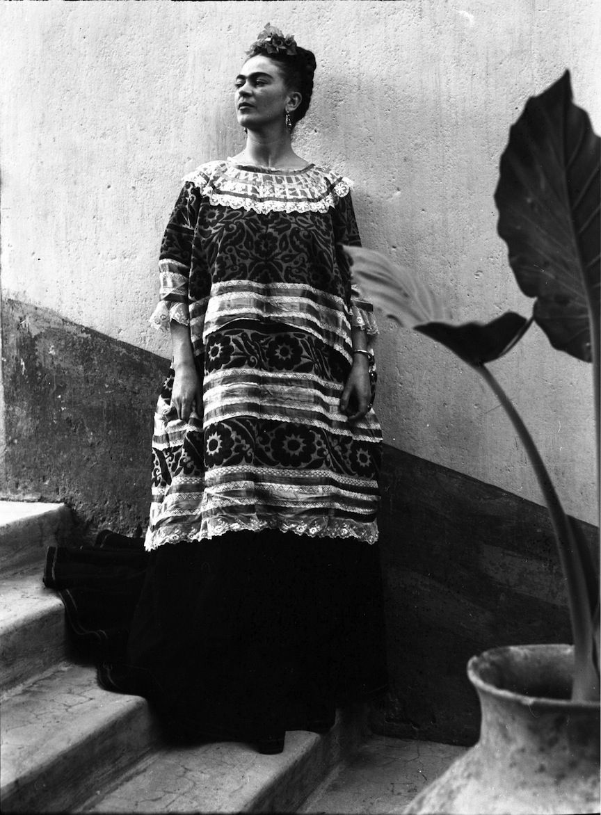 Frida kahlo by leo matiz