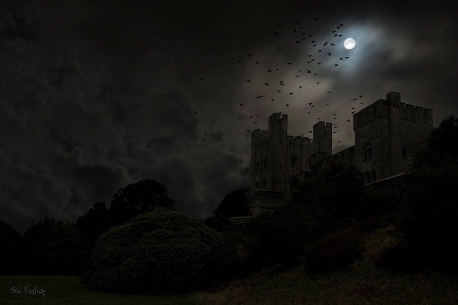 Beautiful Dark Castle Gothic Wallpaper Gothic Castle