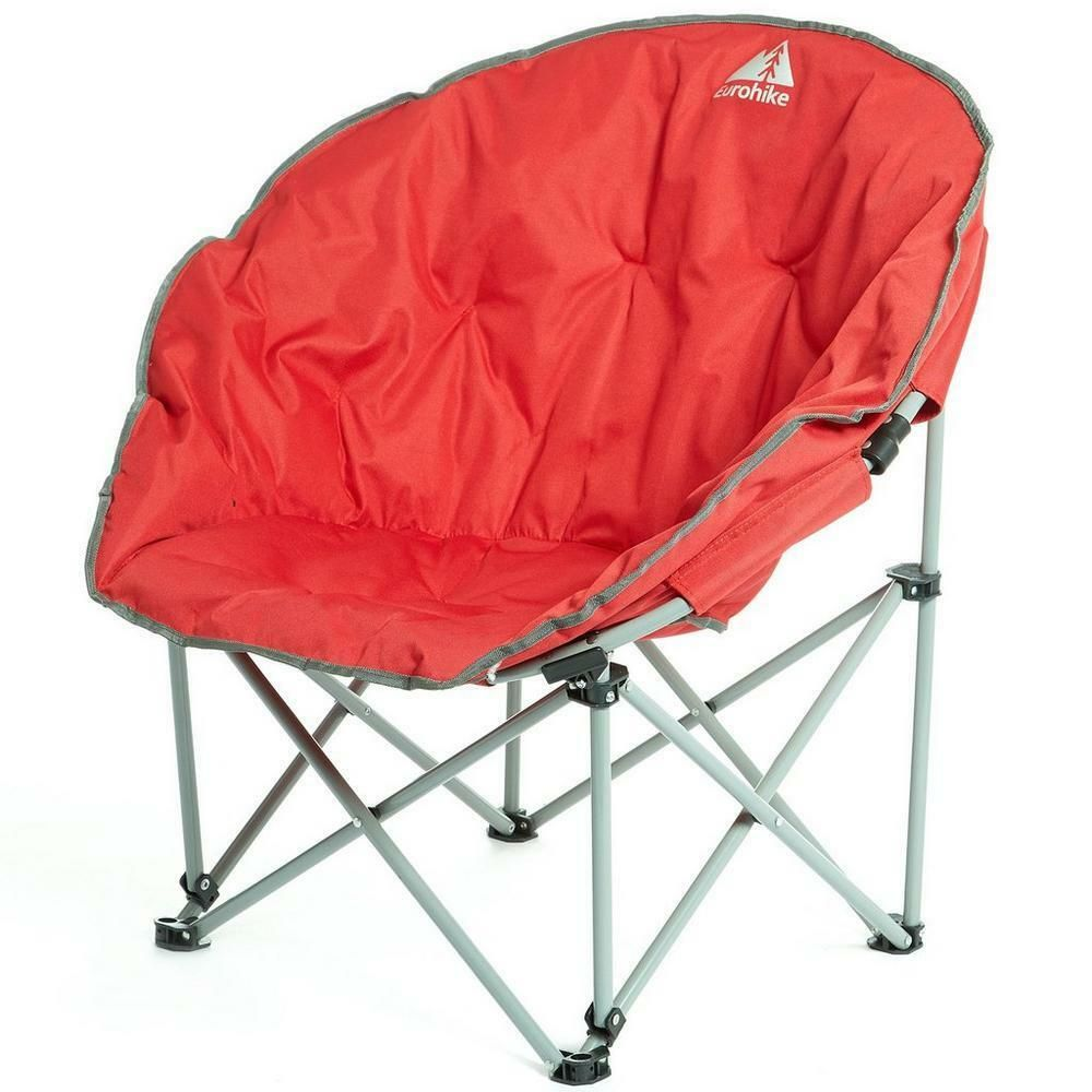 New Eurohike Deluxe Fishing Camping Furniture Moon Chair