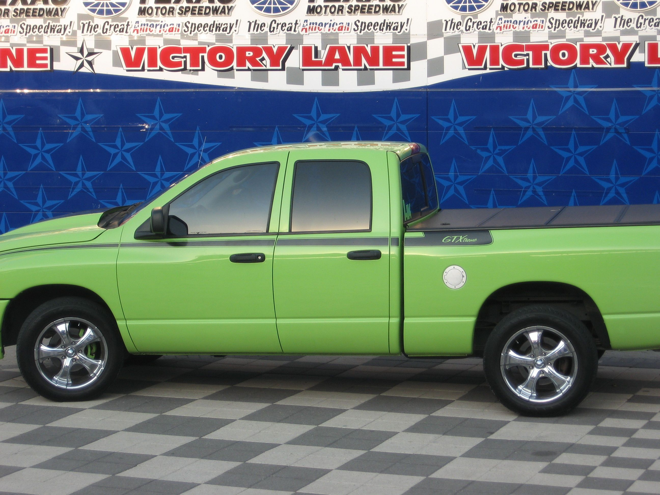 2005 Ram Gtxtreme Texas Motor Speedway Fort Worth Texas Dodge