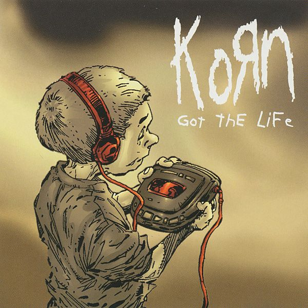 Korn - Got The Life, cover by Todd McFarlane 1998. He is a ...