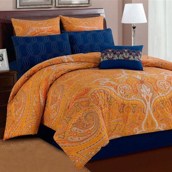 Pin By Cheryl Boyd On My Room Comforter Sets Paisley