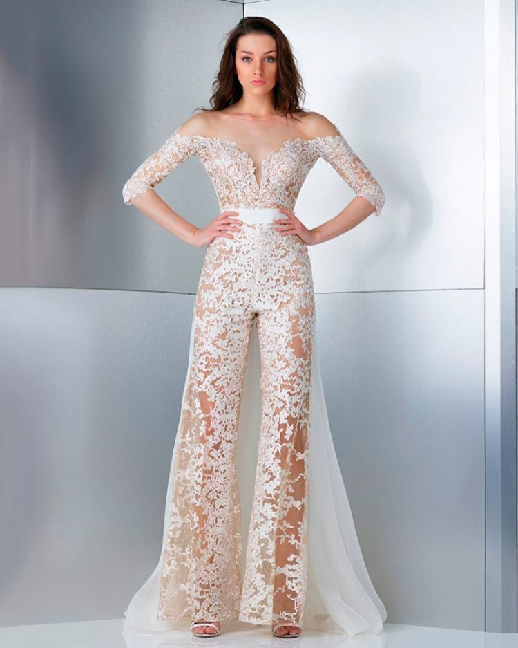 Why wear a traditional #weddinggown for your reception when you ...