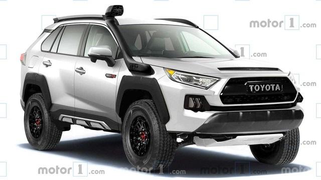 2022 Toyota Rav4 Trd Pro Rumor Or Something More 2021 Best Suv Toyota Rav4 Toyota Trd