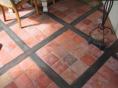 terracotta floor tiles uk - adooduk.com | floors | Pinterest | Brick ...