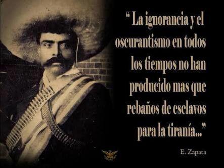 Emiliano Zapata Quotes Adorable Emiliano Zapata Zapata Pinterest