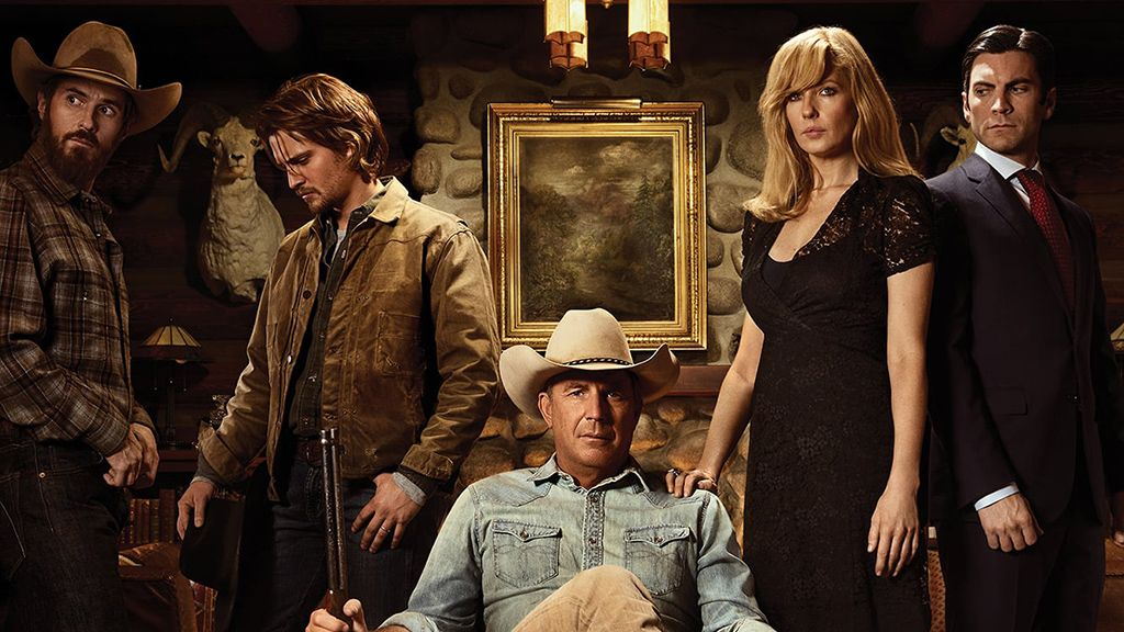 The best TV shows to stream on Stan Yellowstone, Tv shows