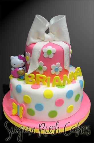 Hello Kitty Birthday Cake Montreal