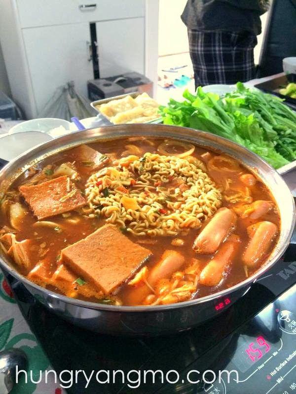 Hungry Ang Mo Food Blogger Vegan Travel Vegan Budae Jjigae Korean Army Stew Recipe Stew Recipes Army Stew Recipe Korean Army Stew Recipe