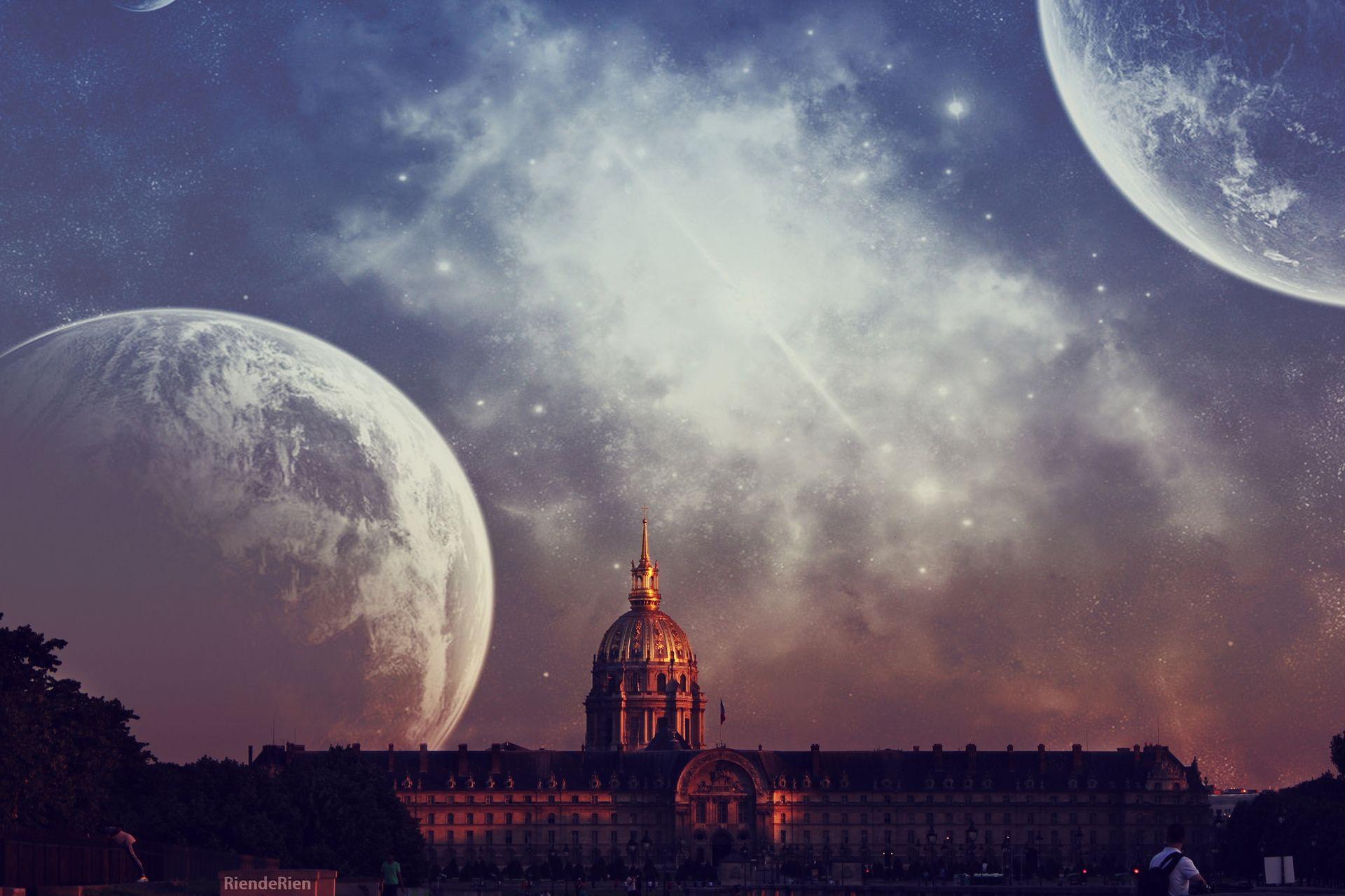 Estrellas fugaces - OGQ Backgrounds HD